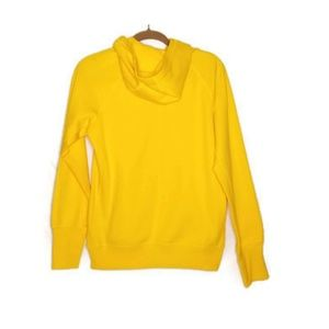 Nike Shirts & Tops - Nike Live Strong, Yellow Therma- Fit Hoodie